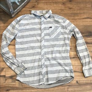 Zoo York flannel size XL